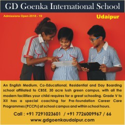 GD Goenka International School