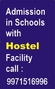 Boarding Schools, Helpline No. 9899104337